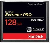 【公司貨 終身保固】Sandisk Extreme PRO CF-128Gb 160mb/s 1067X UDMA7 記憶卡 128G