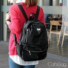 後背包-輕量尼龍防水多口袋SW加大款後背包-Catsbag-46440912