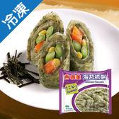 義美海苔抓餅480g【愛買冷凍】