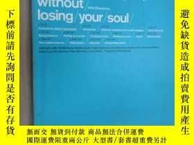 二手書博民逛書店How罕見to be a graphic designer,without losing your soul 英文