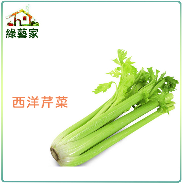 【綠藝家】F06.西洋芹菜(美國芹)種子2000顆