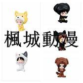 楓城動漫海賊/航海王Q版5款狗狗造型索隆女帝路飛羅盒蛋公仔