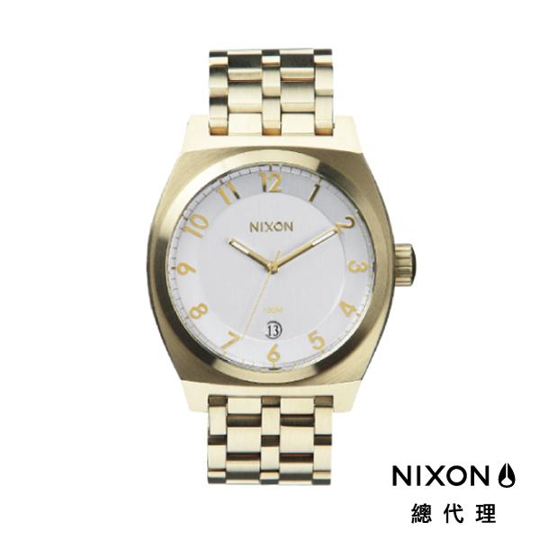 【官方旗艦店】NIXON MONOPOLY 輕奢 香檳金 顯白 潮人裝備 潮人態度 禮物首選
