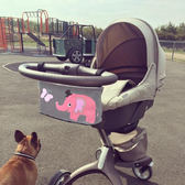 嬰兒推車掛袋外出奶瓶童車掛籃寶寶尿布雜物置物媽咪收納包  童趣潮品