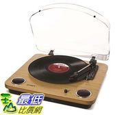 [東京直購 免運費] ION AUDIO MAX LP 復古 黑膠唱機 黑膠唱盤機 USB IA-TTS-013