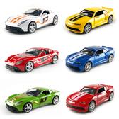 回力車合金小汽車玩具車模型仿真慣性小車套裝兒童各類車寶寶男孩