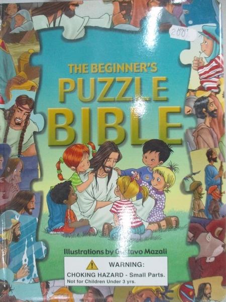 【書寶二手書T3/少年童書_JHP】The Beginner s Puzzle Bible