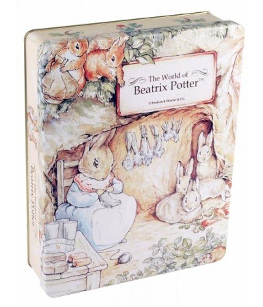 【麻吉熊】一語堂波特小姐比得兔一口酥蛋捲經典禮盒136g
