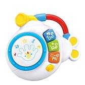 手拍鼓 音樂手拍鼓 手提式 玩具鼓 動物叫聲 聲光玩具 拍拍鼓 寶寶音樂 益智玩具 8234