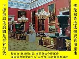 二手書博民逛書店the罕見hermitage the history of th