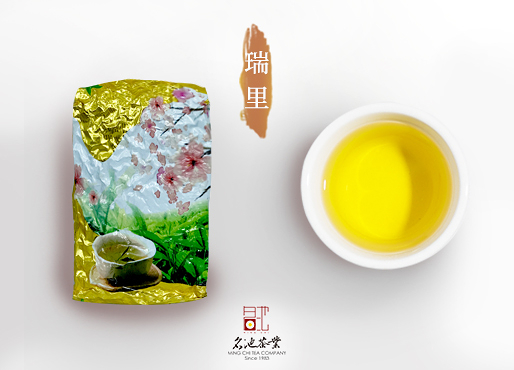 【名池茶業】㊣㊣㊣極品阿里山瑞里手採冷泡高山茶/半斤/送冷泡瓶