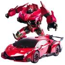 手勢感應變形遙控汽車金剛充電動大黃蜂機器人賽車兒童男孩玩具車 小山好物