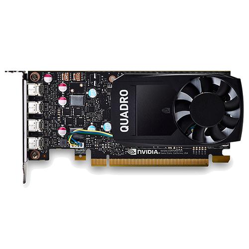 Leadtek 麗臺 NVIDIA Quadro P620 2 GB GDDR5 128-bit 工作站 繪圖卡