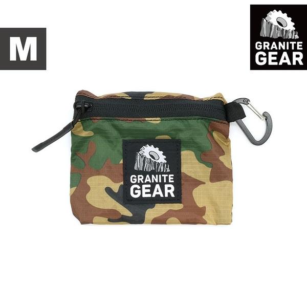 Granite Gear 1000222 Hiker Wallet 輕量零錢包(M) / 城市綠洲 (超輕 防撥水 耐磨 抗撕裂)
