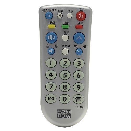 配件王禾聯專用電視遙控器RM-HE【愛買】