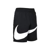 NIKE 男籃球短褲(運動 五分褲 Dri-FIT 慢跑 路跑 針織 免運 ≡排汗專家≡