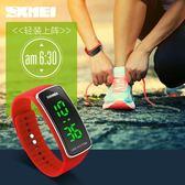 防水手錶女韓版時尚潮流LED個性手環手錶學生電子錶兒童運動男錶 igo 玩趣3C