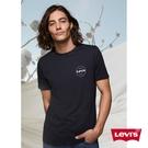 Levis 男款 短袖T恤 / 寬鬆休閒版型 / Coolmax吸濕排汗 / 反光復古摩登Logo