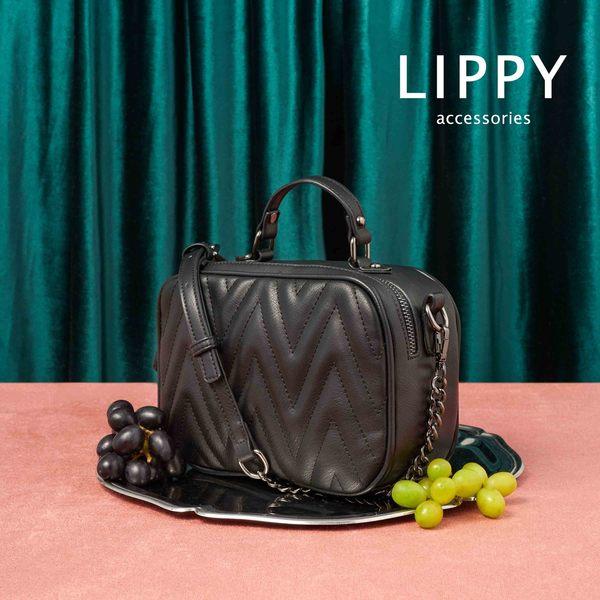 LIPPY Bettina貝提娜-大黑  Crossbody 側背包