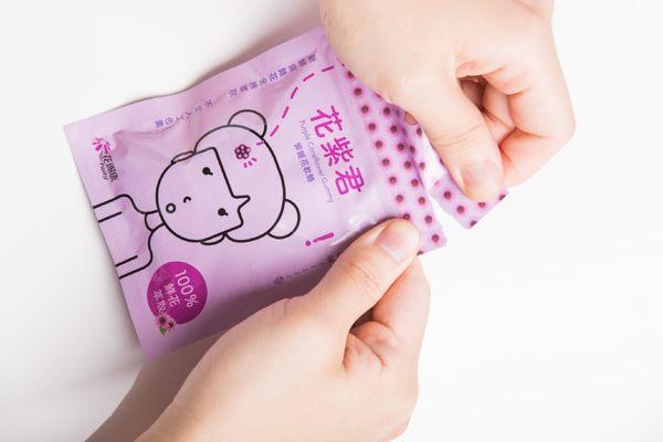 【花賜康】花紫君紫錐花軟糖x6包