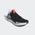 ISNEAKERS Adidas ULTRABOOST 19 U G27132 黑 黑白色 愛迪達 運動 男鞋