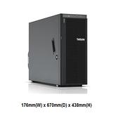 Lenovo ST550 (7X10S3J300) 2.5吋熱抽直立式伺服器【Intel Xeon 4208 / 16GB / Raid 930-8i + 2G / 750W / 三年保】