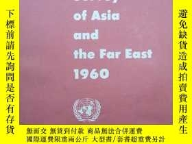 二手書博民逛書店Economic罕見Survey of Asia and the Far East 1960Y22687