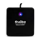 aibo AB17 黑色餅乾ATM晶片讀卡機