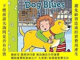 二手書博民逛書店Shelter罕見Dog Blues (Martha Speaks Chapter Books)-庇護狗布魯斯(瑪