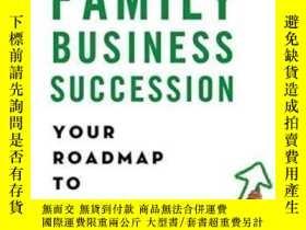 二手書博民逛書店Family罕見Business Succession: Your Roadmap To Continuity (