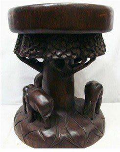 創意 象凳