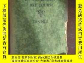 二手書博民逛書店CORRECT罕見ENGLISH First CourseY18
