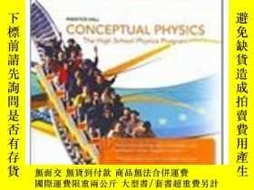 二手書博民逛書店Conceptual罕見Physics C2009 Guided Reading & Study Workbook