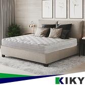 【1軟床墊】 英倫情人 六星級飯店專用 單人3尺 獨立筒床墊 22公分厚款麵包床 KIKY