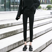 九分黑色小腳牛仔褲女顯瘦顯高2020年秋裝新款高腰緊身秋季褲子潮 雙十二全館免運