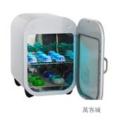 紫外線茶杯消毒櫃小型台式家用功夫茶具消毒櫃辦公室迷你兒童餐具 萬客城