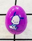 【震撼精品百貨】Pochacco 帕帢狗~三麗鷗帕帢狗~造型印章蛋~紫*56374