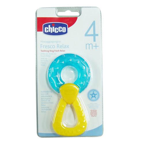 【奇買親子購物網】Chicco 甜甜圈冰凍固齒器/顏色隨機出貨