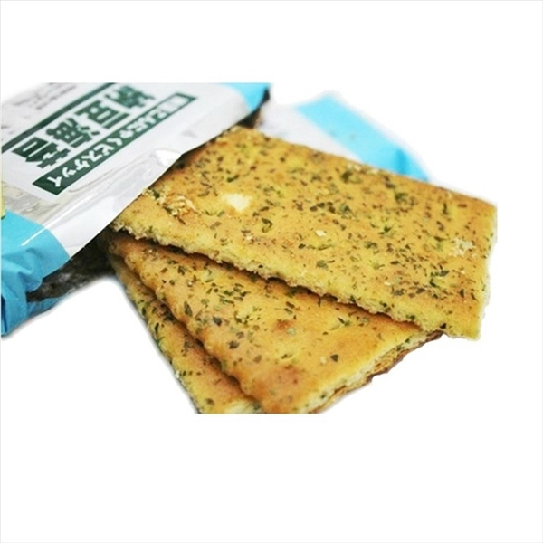 每日生機納豆海苔餅 600g【9555021806946】(馬來西亞零食)