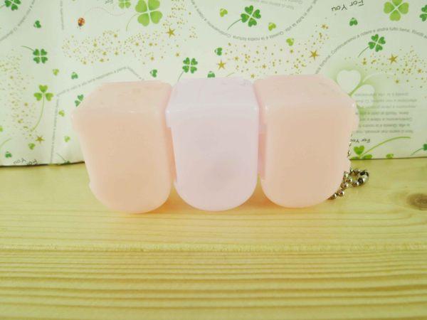 【震撼精品百貨】Micky Mouse_米奇/米妮 ~3格盒-粉米妮S