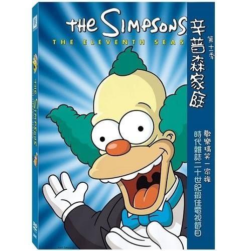 辛普森家庭 第十一季 DVD(購潮8)