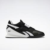 Reebok Legacy Lifter Ii [FV0529] 女鞋 運動 舉重 重訓 健身 訓練 穩定 支撐 黑 白