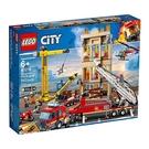 樂高積木 LEGO《 LT60216 》City 城市系列 - 市區消防隊╭★ JOYBUS玩具百貨