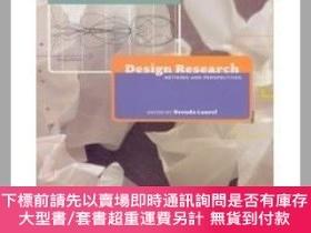 二手書博民逛書店Design罕見Research:Methods and PerspectivesY454646 Brenda