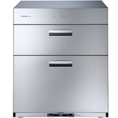 (含標準安裝)櫻花落地式全平面落地式70cm(與Q7692L同款)烘碗機銀色Q-7692L