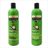 加拿大Daily Defense德芬洗髮乳/潤髮乳-乳油木*6