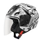 【東門城】ASTONE RST AQ7 (米白/黑) 3/4 半罩式安全帽