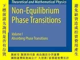 二手書博民逛書店Non-equilibrium罕見Phase TransitionsY464532 Malte Henkel;