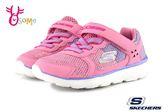 Skechers GO RUN 400 小童 慢跑鞋 公主派對 輕量 寶寶運動鞋 P8235#粉紅◆OSOME奧森童鞋