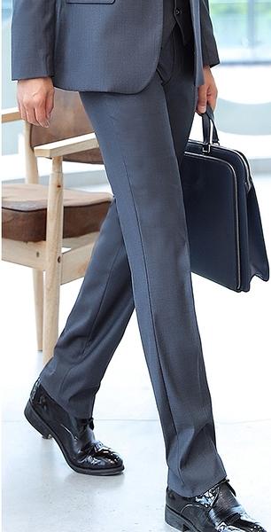 【996】修身版灰色男西褲(男西裝/背心/西褲)/六色可選 男女款/公司團體制服主管業務結婚